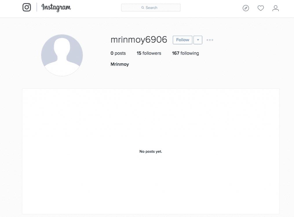 low quality instagram follower