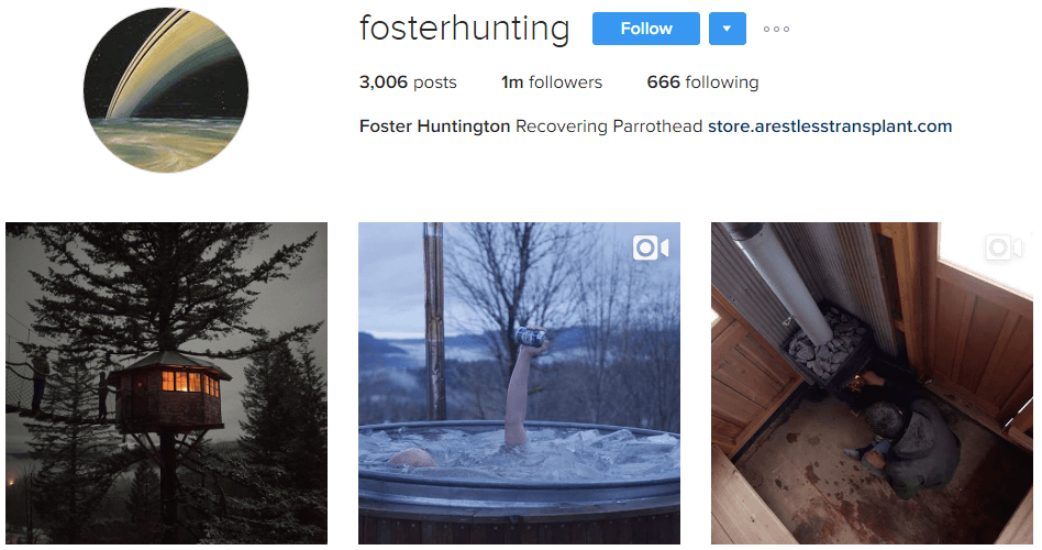 foster hunting